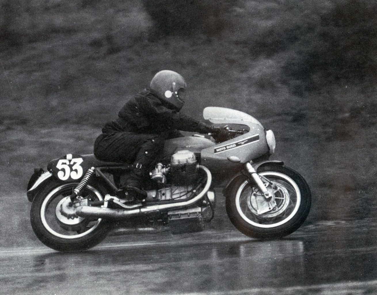 The Story Of Moto Guzzi Le Mans