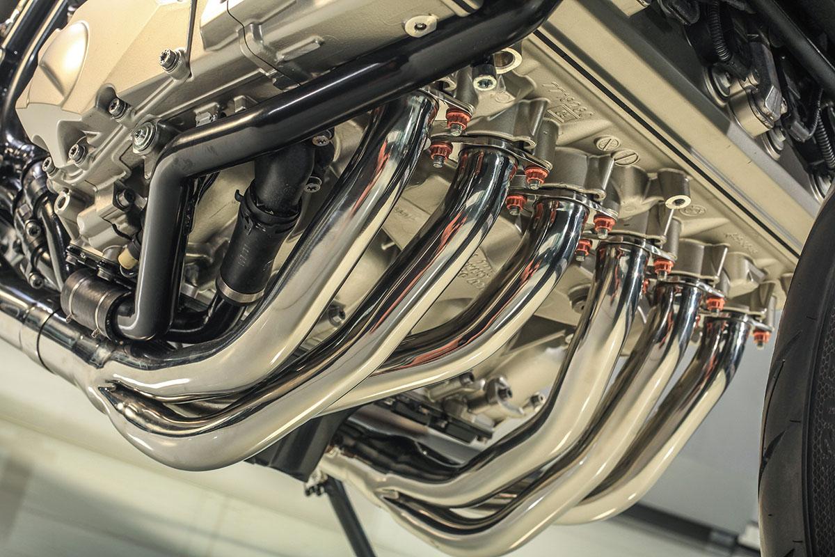 "BMW K1600 ""Nurbs"" by Krugger Motorcycles"