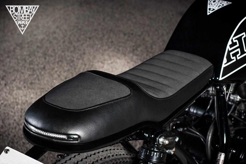 "Honda CB1100F ""Darkness"" by Bombay Street Garage"