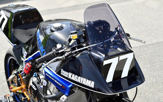 Suzuki GSX-R 1000 Katana by Team Kagayama