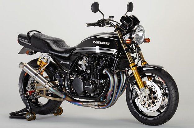 Kawasaki Zephyr 750 by AC Sanctuary