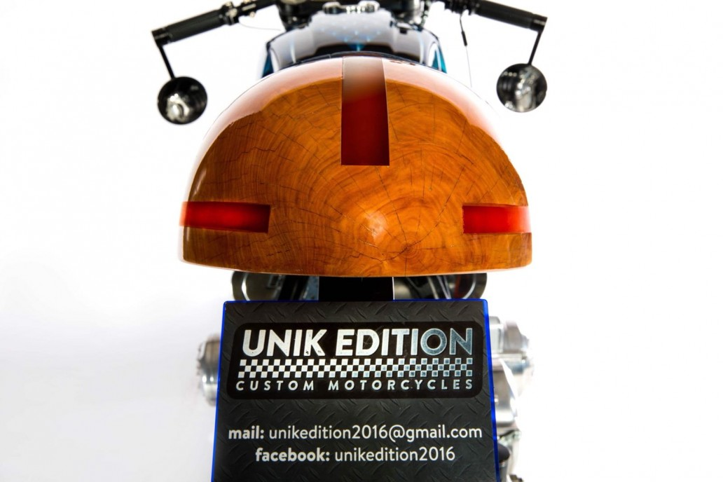 "Honda Bol d'Or ""Pandora"" by Unik Edition"