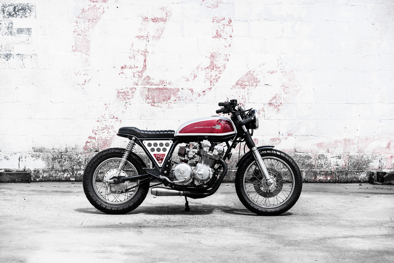 1979 Honda CB750 by Redeemed Cycles