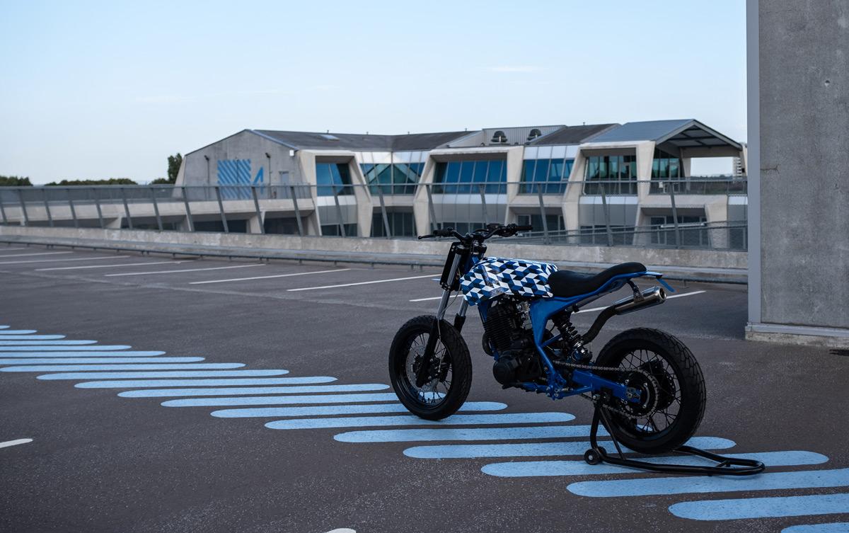"""Yamaha XT 600 """"BW 038"""" by Bad Winners"""