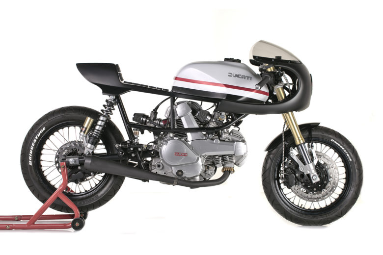 "Ducati ""The Pantah 350"" by Capêlo's Garage"