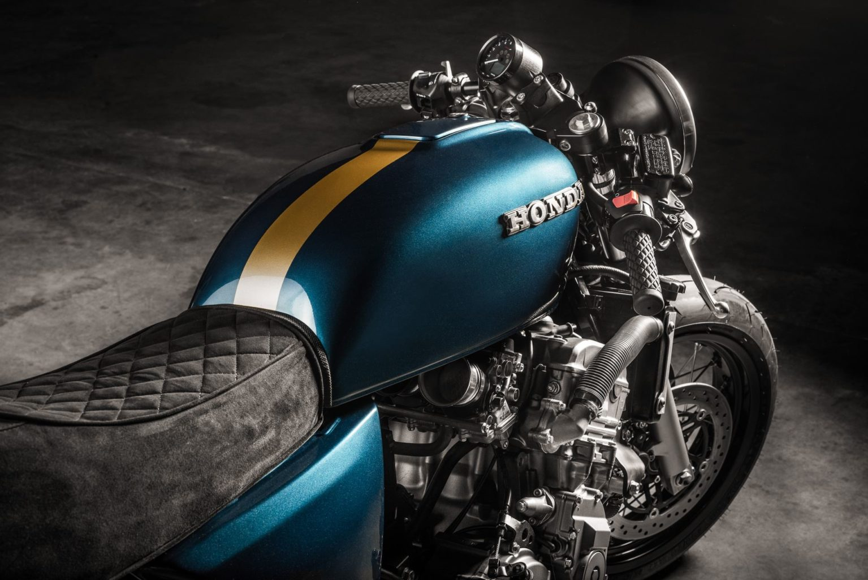 Honda Hornet 600 by Officina Ricci
