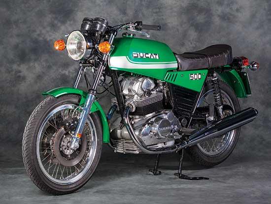 Ducati 500 GTL