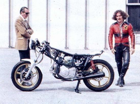 Taglioni with Pantah prototype