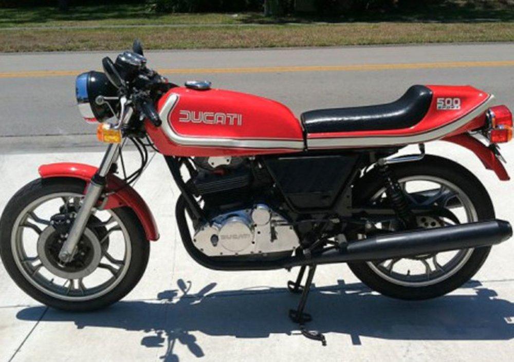 Ducati Sport Desmo 500