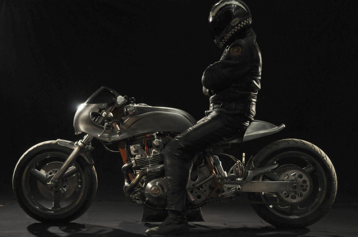 "Kawasaki KZ1000 ""La Bestia"" Drag Bike by Valtoron"