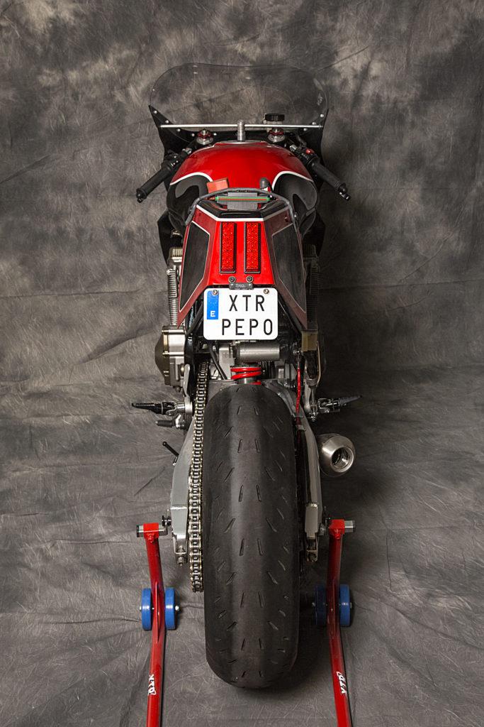 """Suzuki Bandit 600 """"Suzuka"""" by XTR Pepo"""