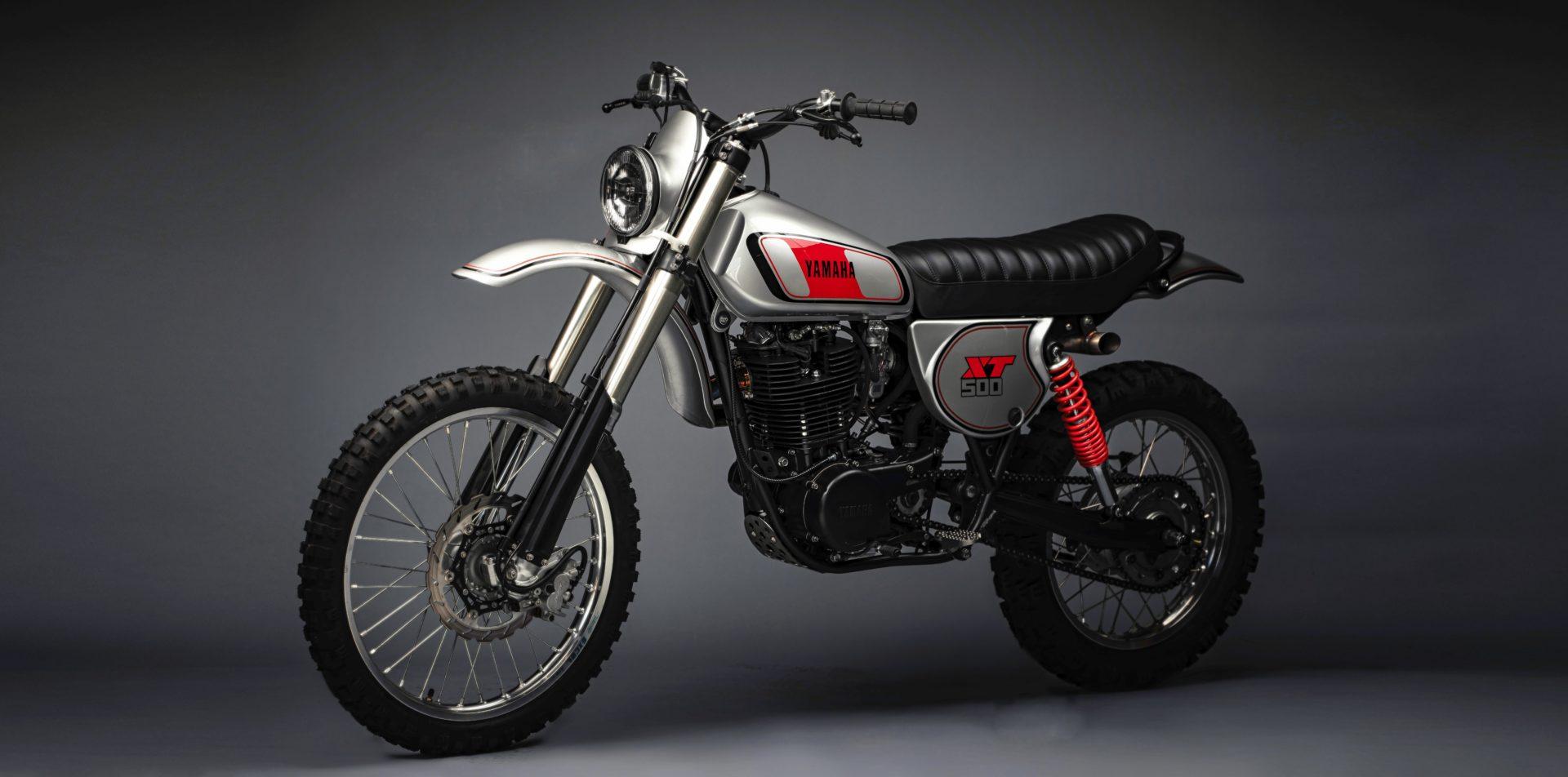 Yamaha XT500 by Motorelic