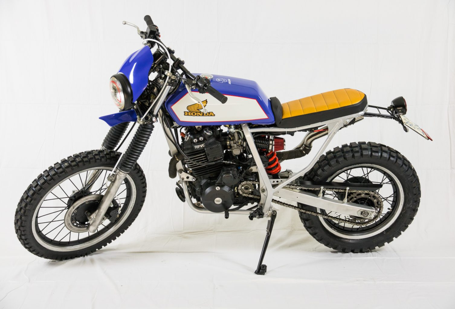 "Honda XL600 ""Galena"" by Ludwig Motorcycles"