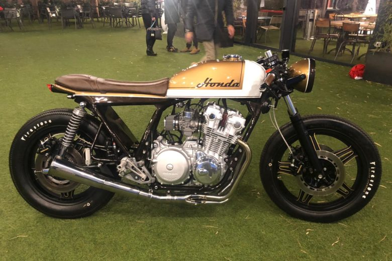 1983 Honda CB750F by MCafeGarage