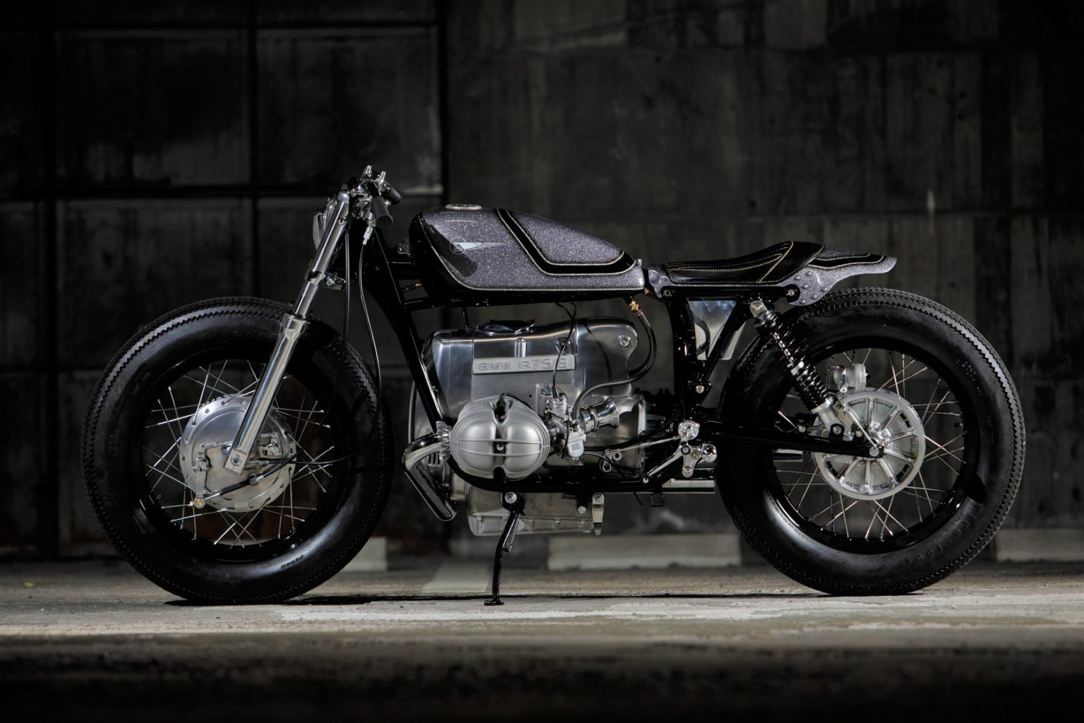 "BMW R75/6 ""Adrian"" by Heiwa Motorcycles"