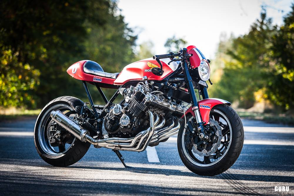 Honda CBX1000 by Gietl Bikes