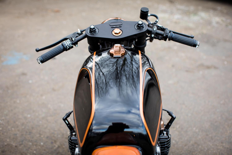 Kawasaki KZ1000 by Nova Motorcycles