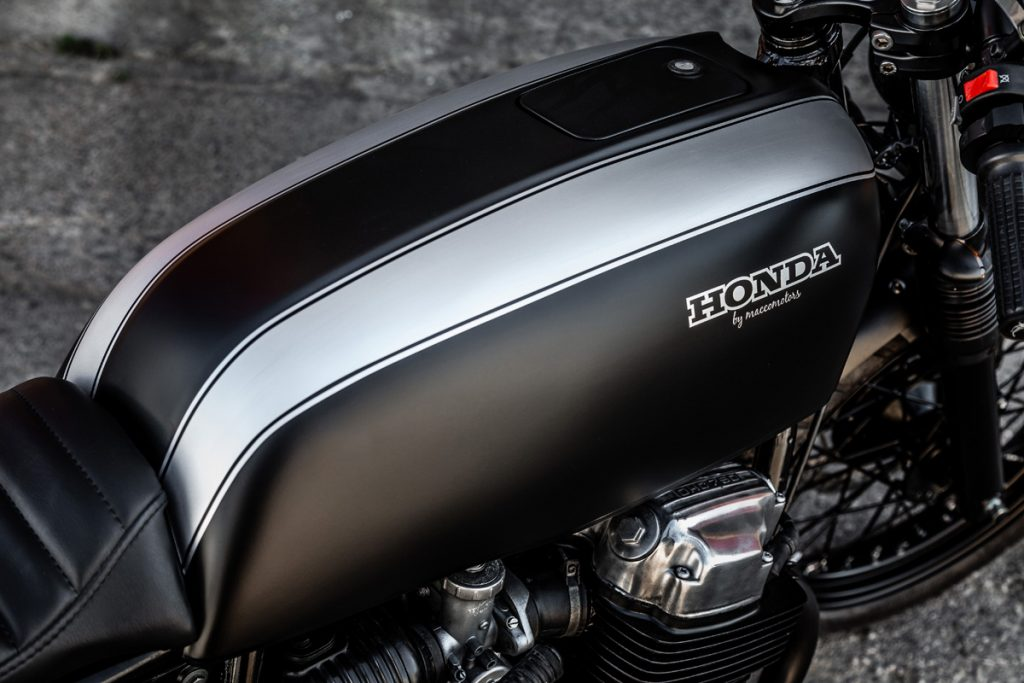 "Honda CB750 SuperSport ""Chimera"" by Macco Motors"