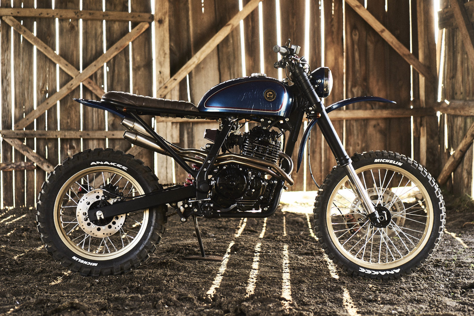Honda Dominator by Eastern Spirit