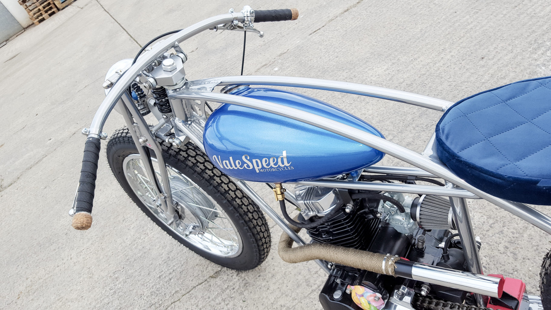 """Valespeed 28"" from Valespeed Motorcycles"