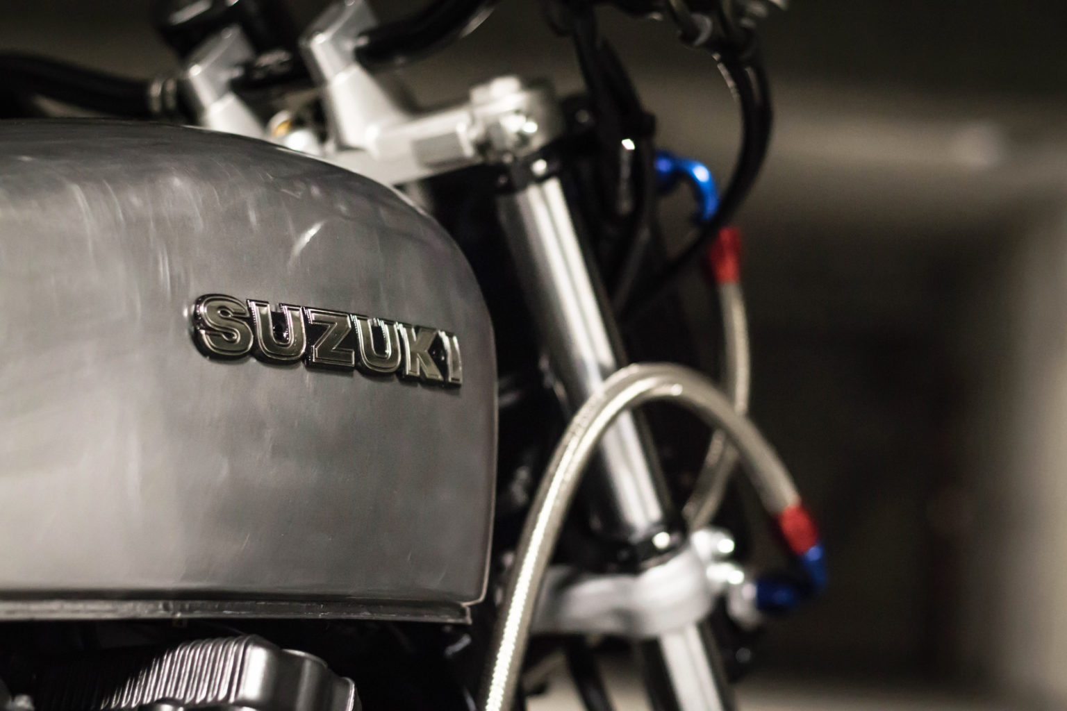 "Suzuki GSX750 Inazuma ""Zumax"" by Banb Motorcycles"