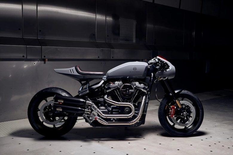 Harley Davidson BT-03 by Blacktrack Motors