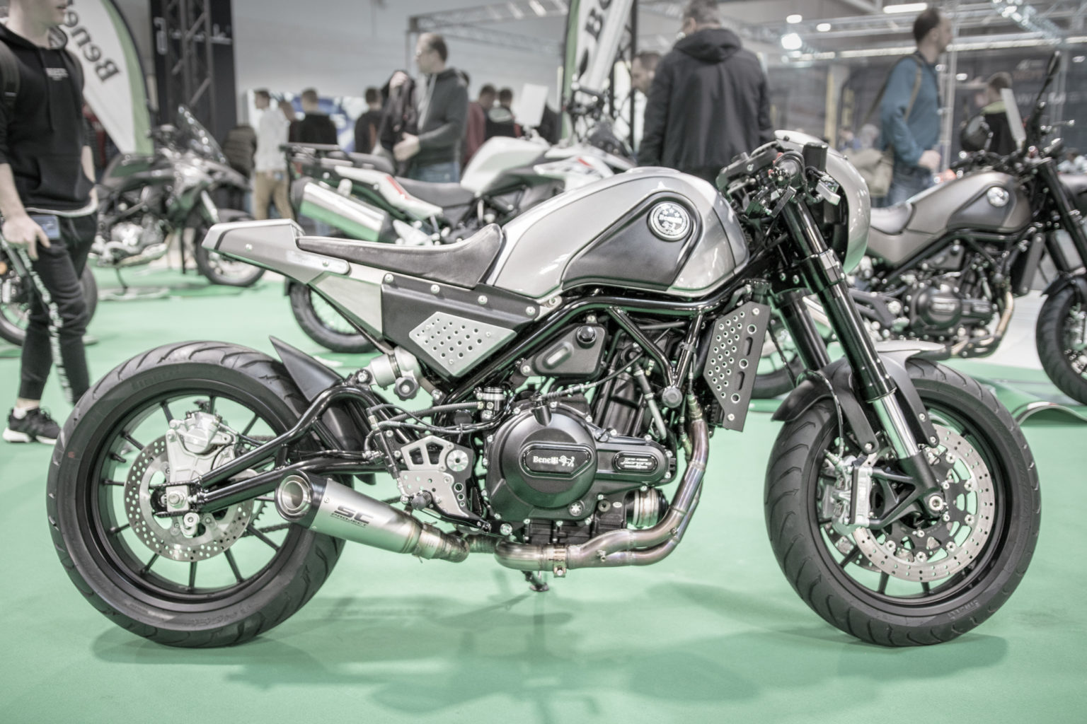 "Benelli Leoncino ""ShapeShifter"" by Cardsharper Customs"