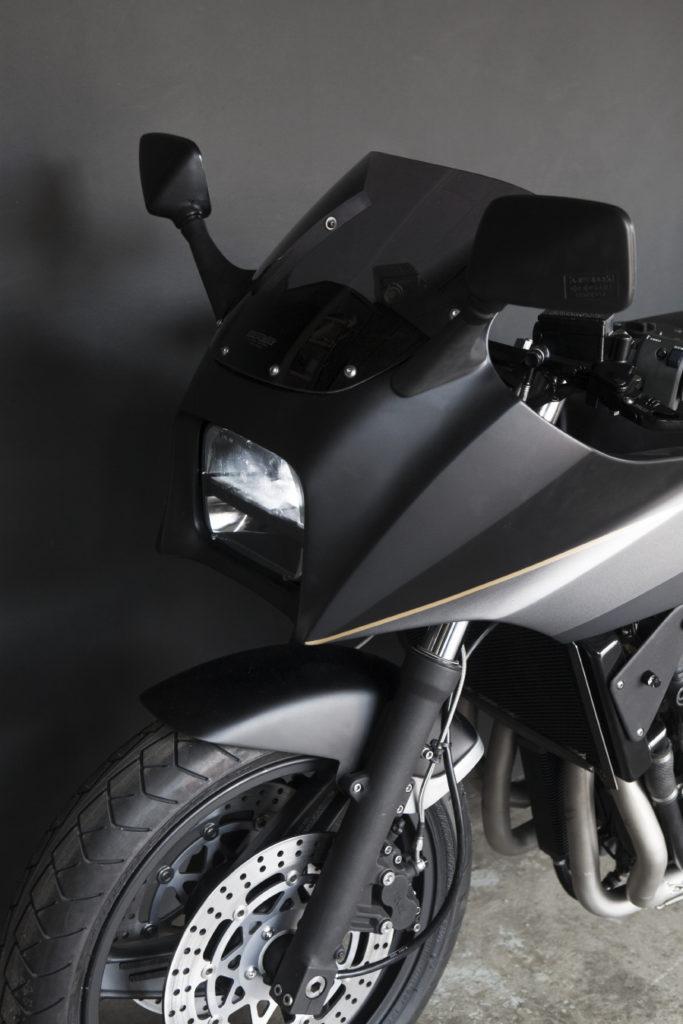 "Kawasaki GPZ900R ""Monkee #83"" by WrenchMonkees"