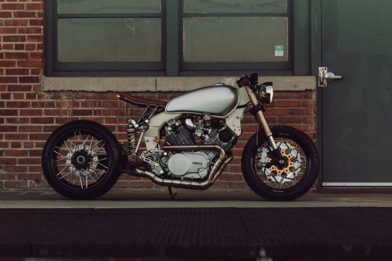 Yamaha Virago 920 by 485 Designs