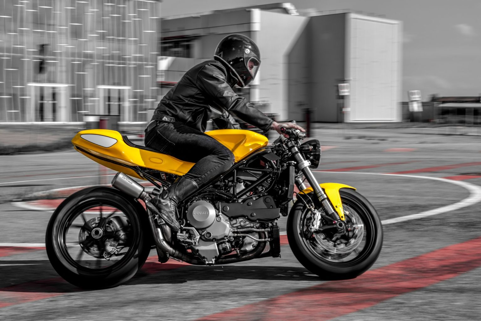 Ducati 848 by Officina Ricci
