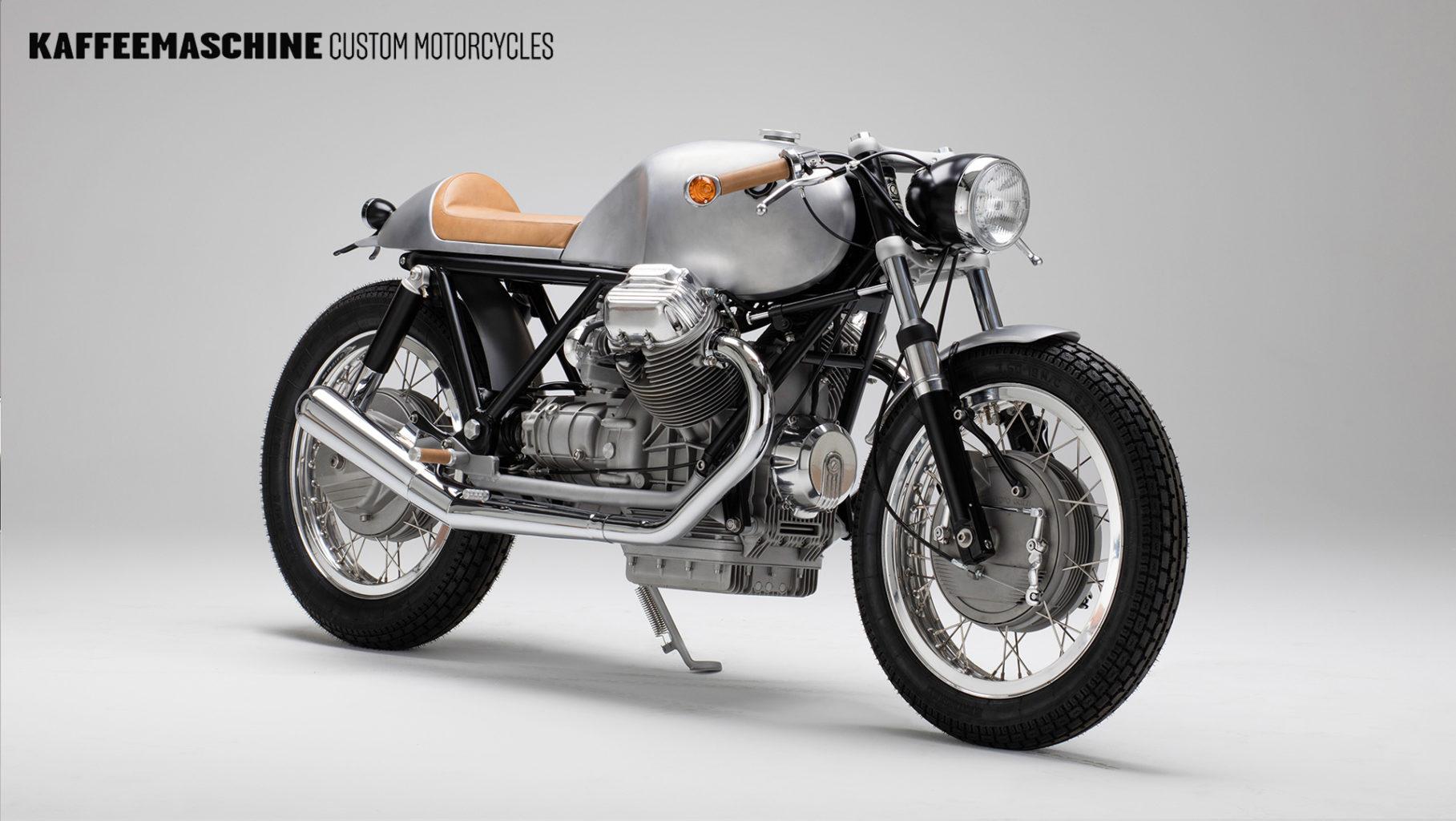 "Moto Guzzi Le Mans ""912"" by Koffeemaschine"
