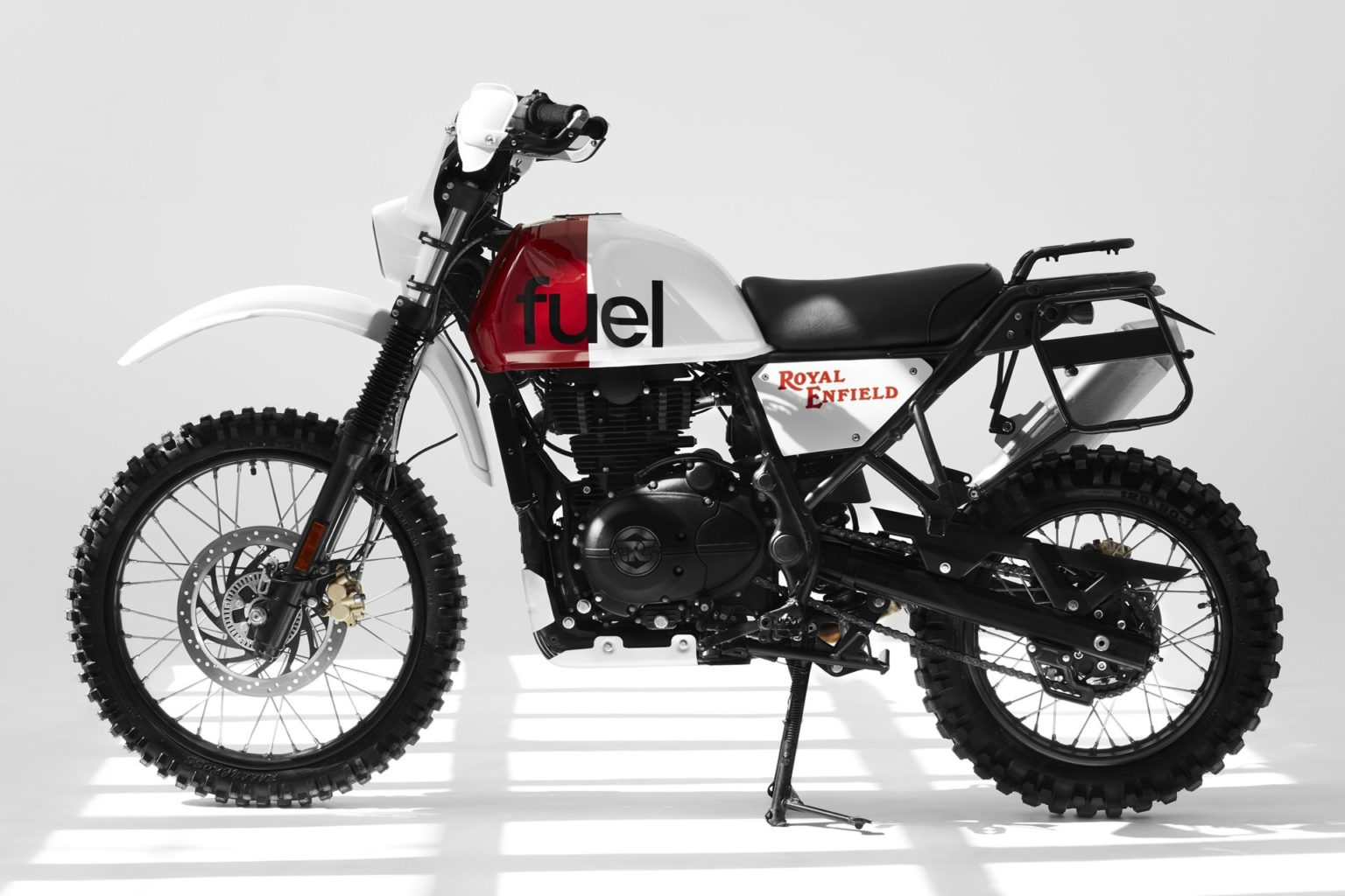 Royal Enfield Himalayan by Fuel Motorcycles