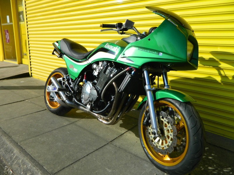 "Kawasaki ""GPZ1157"" by Butchered Classics"