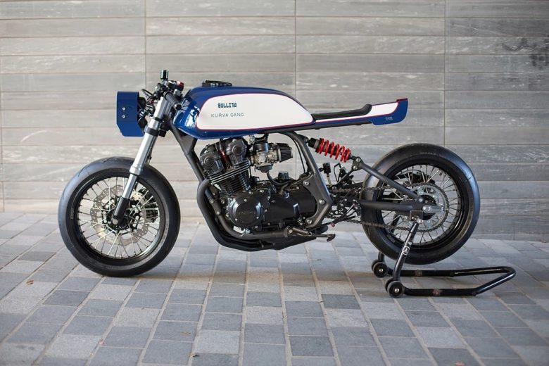 Honda CB750 Bol D'Or by Bullita Motorcycle