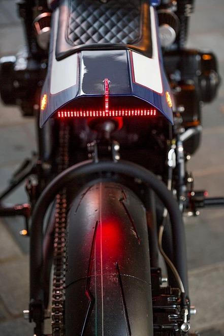 Honda CB750 Bol D'Or by Bullita Motorcycle