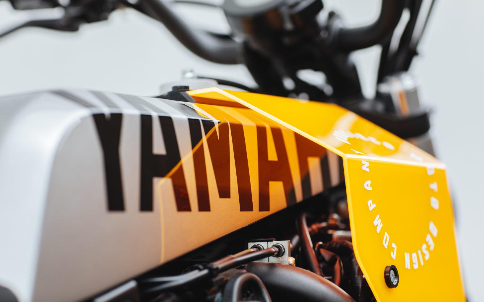 "Yamaha XSR700 ""Grasshopper"" by Hookie Co."