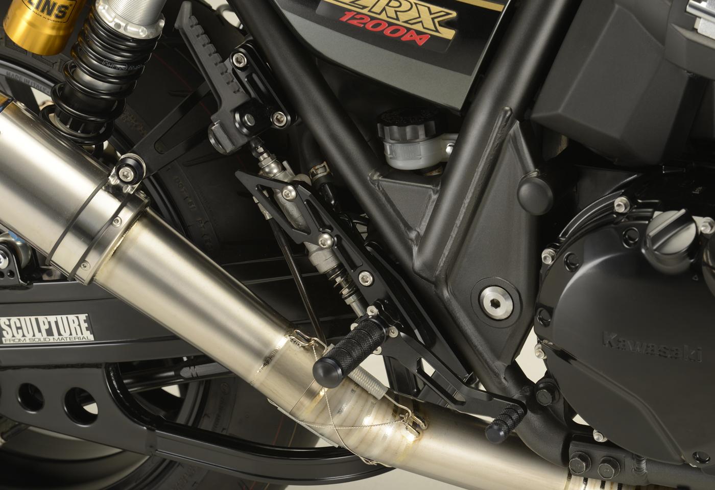 "Kawasaki ZRX1200R DAEG ""RCM 276"" by AC Sanctuary"