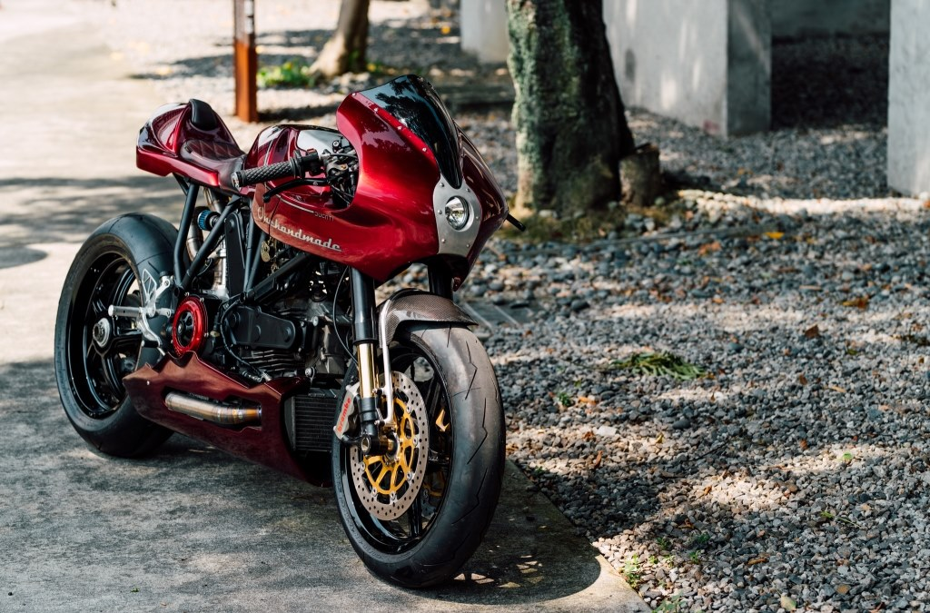 Ducati MH900e by Onehandmade