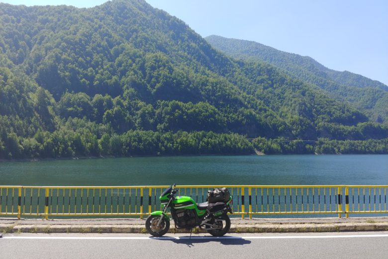 Motorcycle trip - Romania