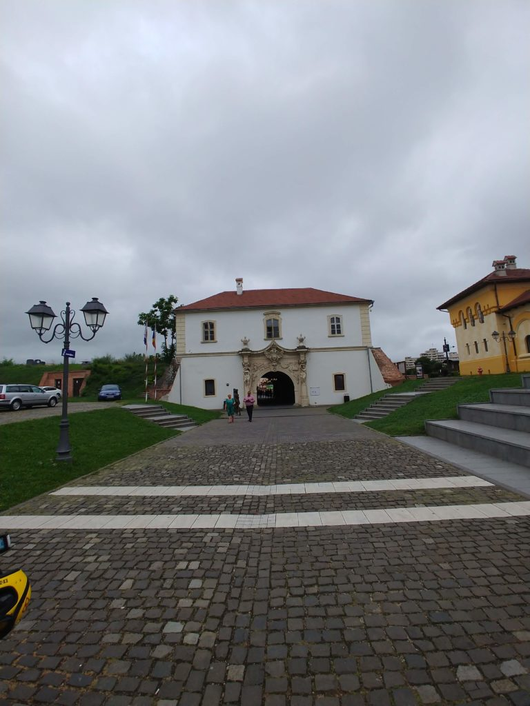 Motorcycle trip - Romania