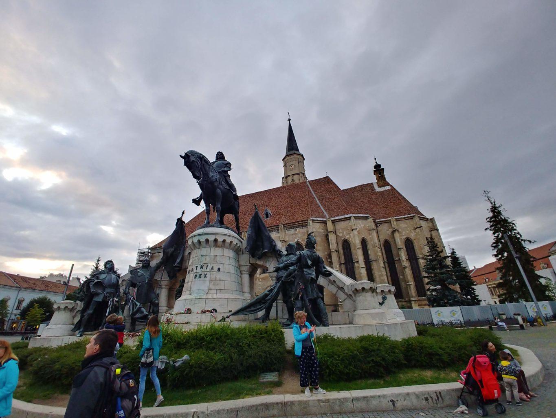 Motorcycle trip - Romania Cluj Napoca