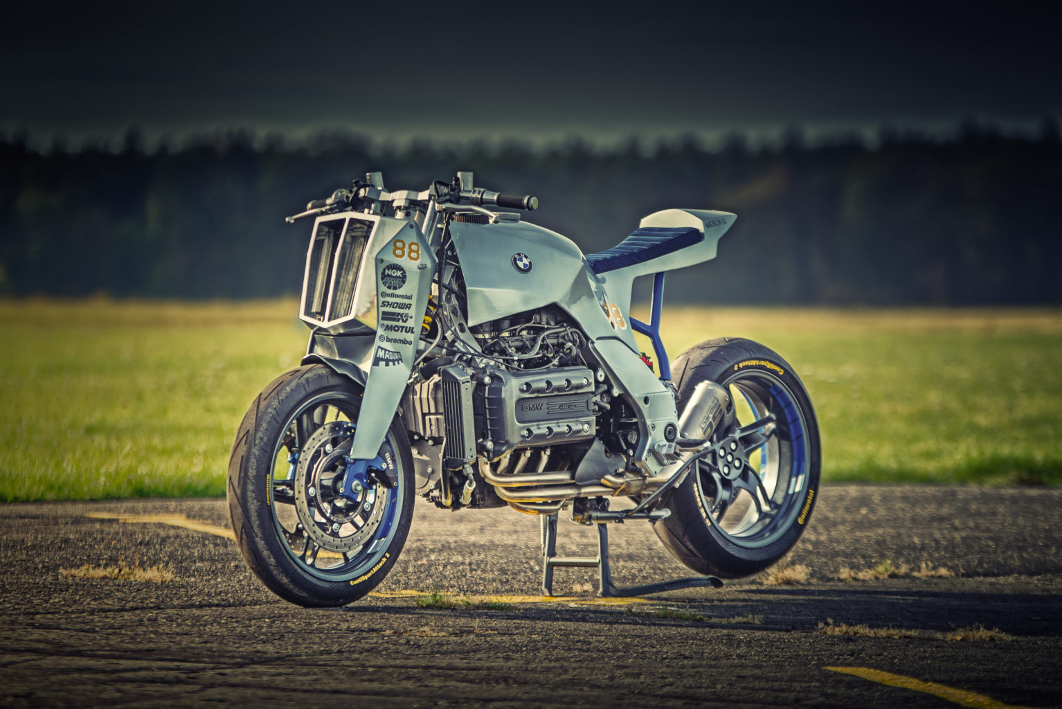 BMW K1200RS by Ugly Motors